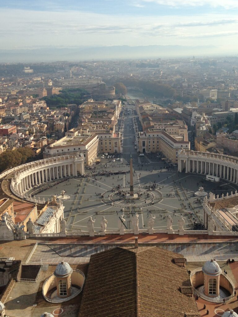 Vatikanet, Rom