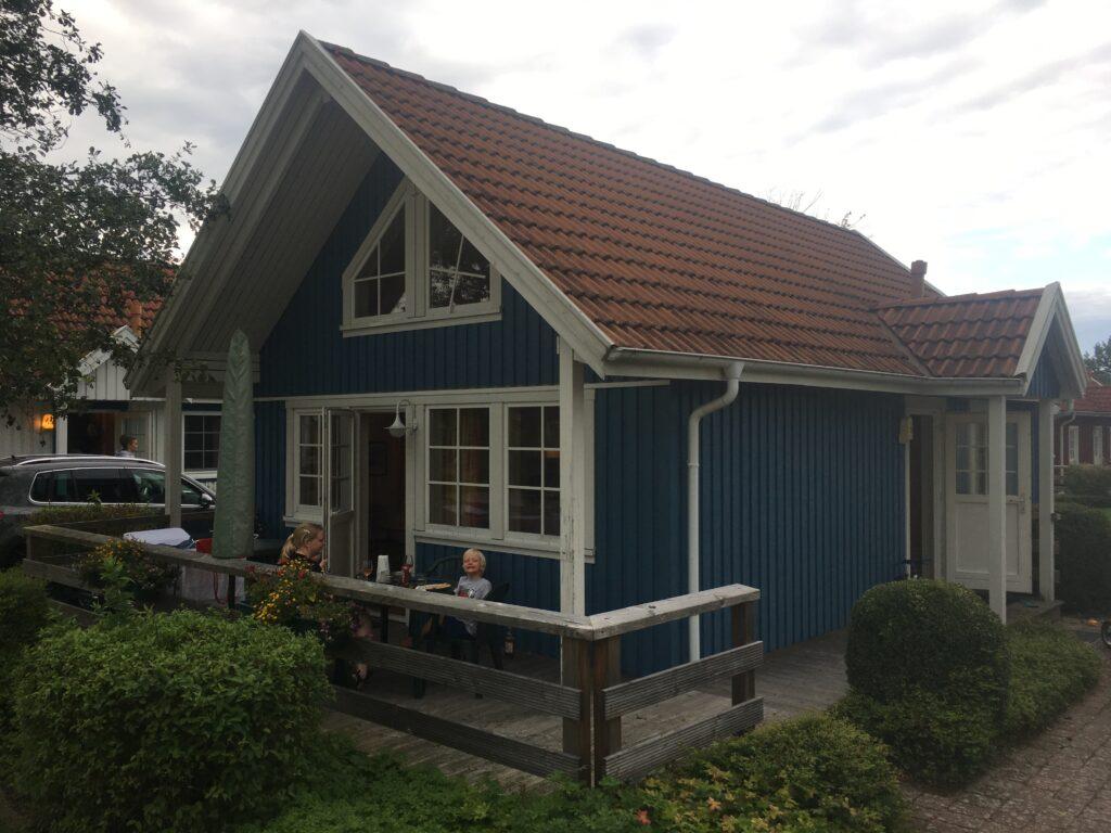 Luksus camping hytte (Foto: Ferie og Børn)