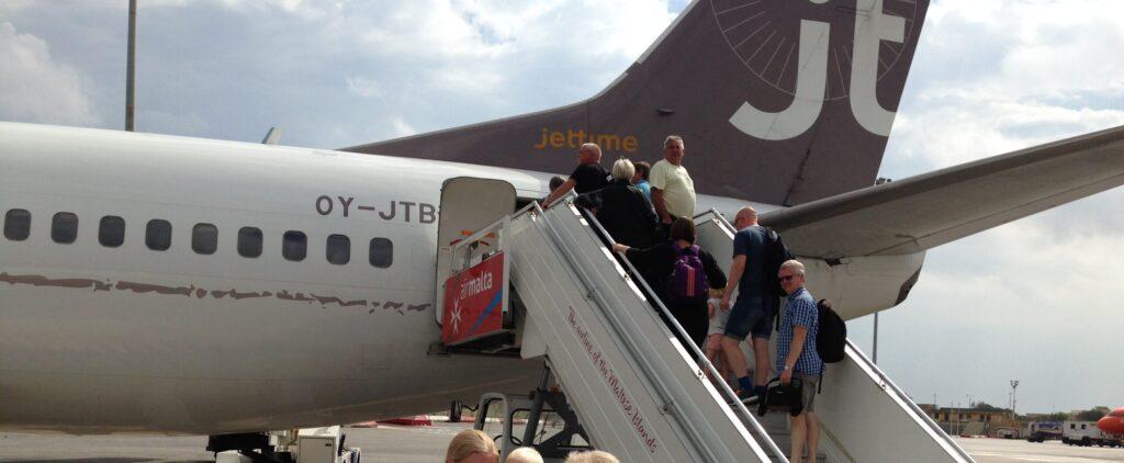 Hvordan dækker din rejseforsikring flyrejsen?