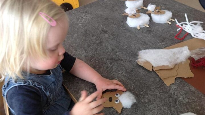 Påskeferie for børn