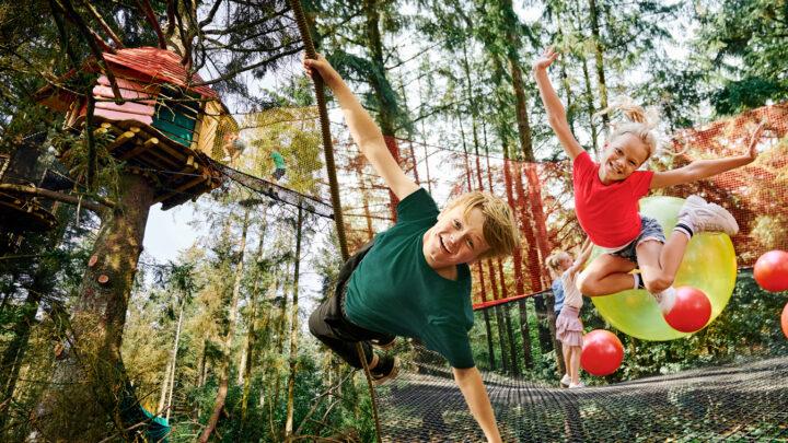 6 bedste forlystelsesparker i Jylland
