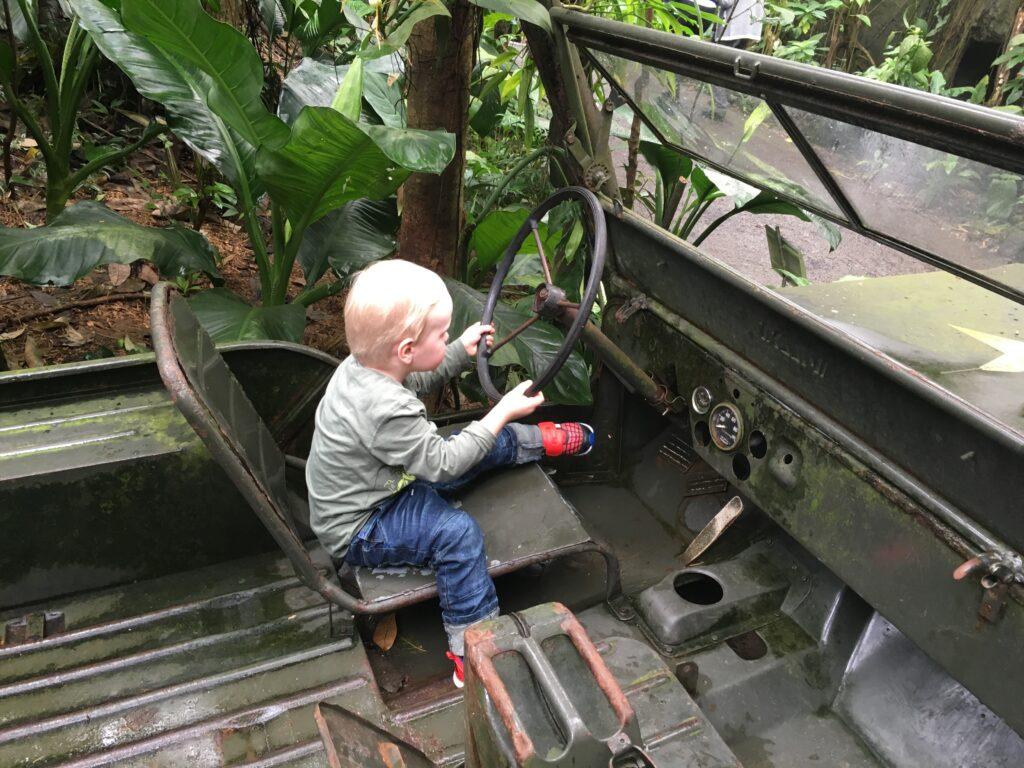 På safari i Randers Regnskov