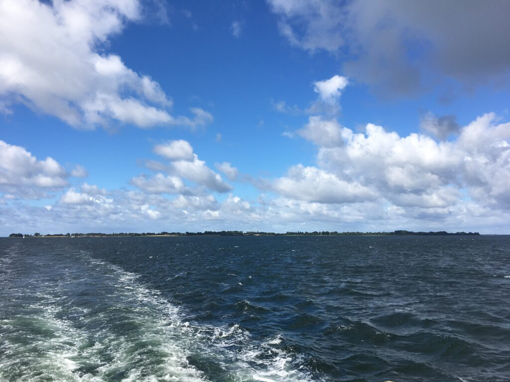 Sommerferie på vandet i Danmark