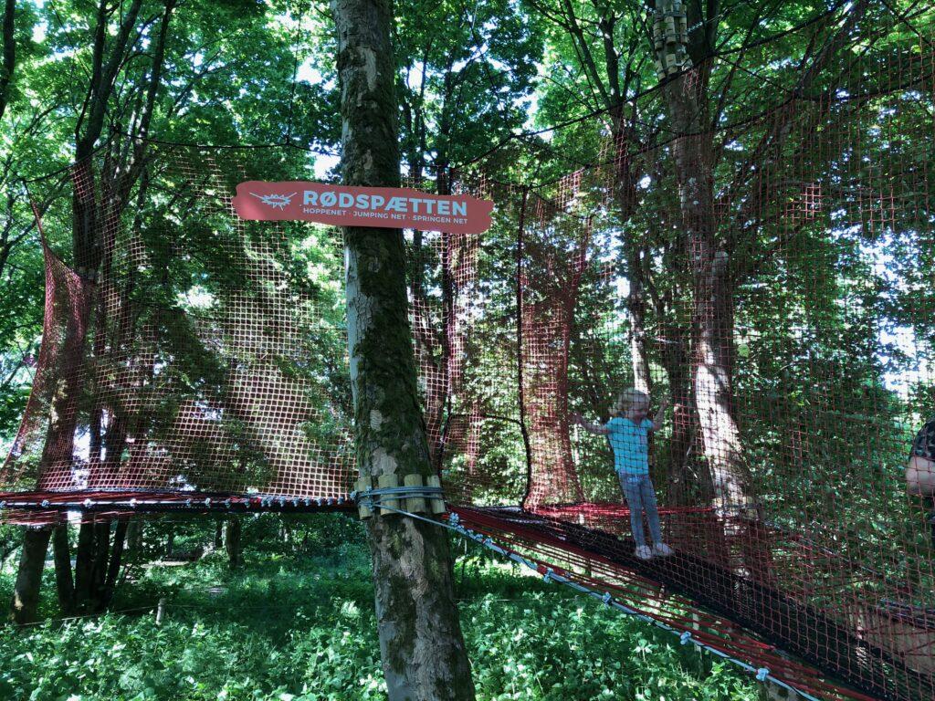 Rødspætten i WOW Park