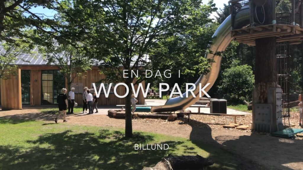 En dag i WOW Park