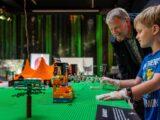 Aktiviteter for børn - Roskilde Festival i LEGO (Foto: ROMU)