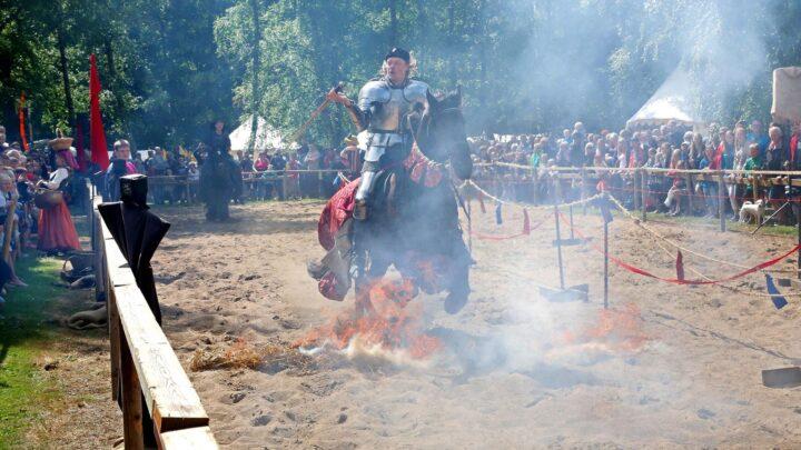 Sagaland – Et sted for riddere