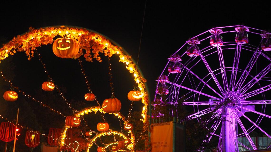 Efterårsferie i Tivoli Friheden med Halloween