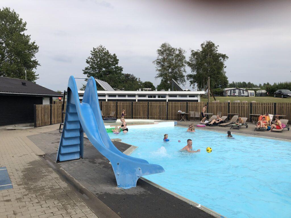 Udendørs swimmingpool