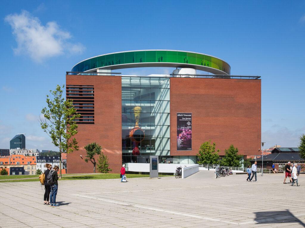 ARoS kunstmuseum (Foto: Anders Trærup)