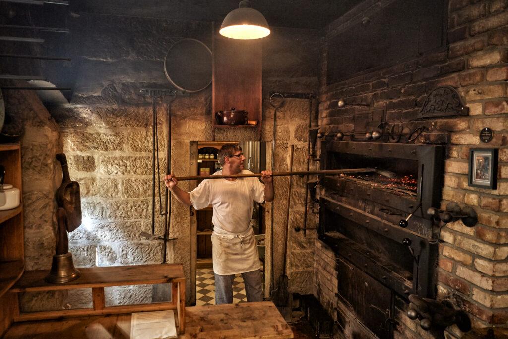 Gammeldags bageri i Schmilka (Foto: Tyks Turist Information)