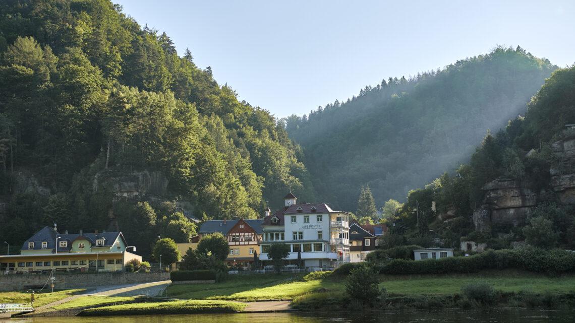 Cykelferie i bæredygtig tysk landsby