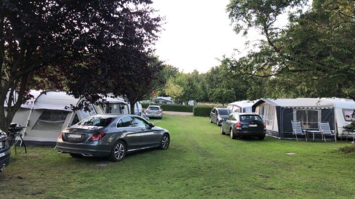 Bedste campingpladser i Danmark