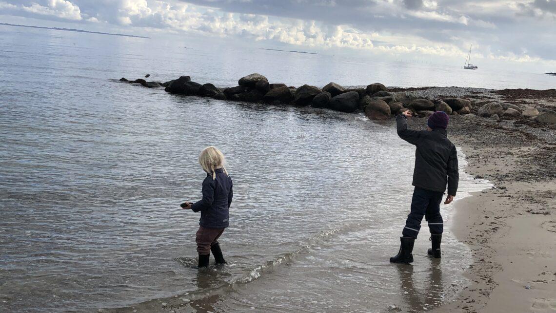 Moesgaard strand