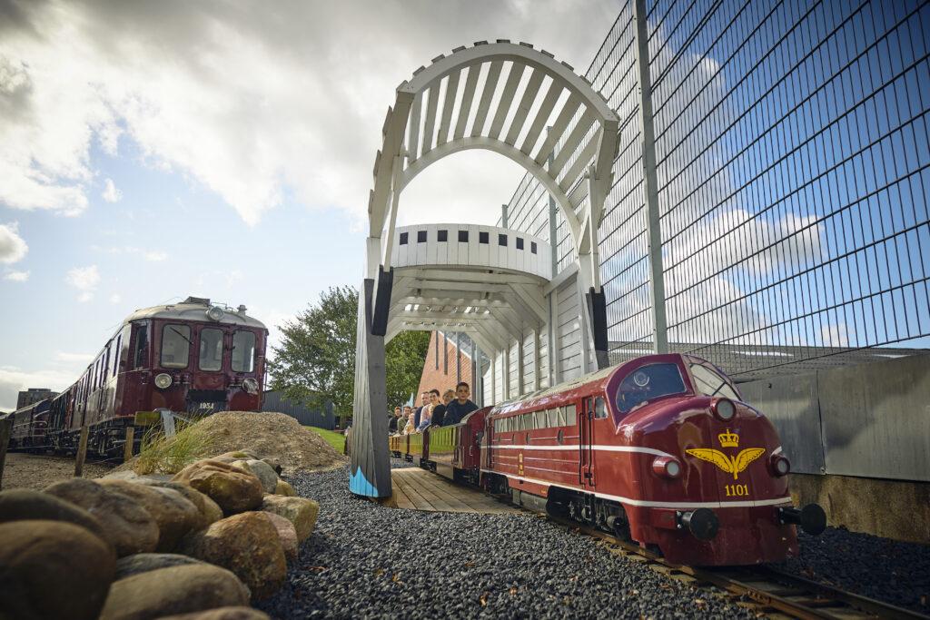 En god oplevelse på fyn med Jernbanemuseum (Foto: Ard Jongsma for Danmarks Jernbanemuseum)