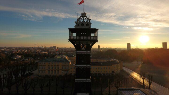Zootårnet åbner igen i København ZOO