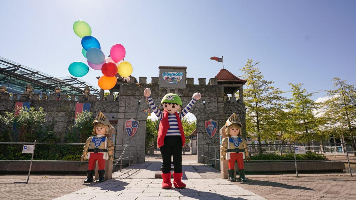 PLAYMOBIL-Funpark åbner igen