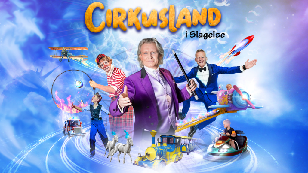 Cirkusland i Slagelse (Foto: Cirkusland)