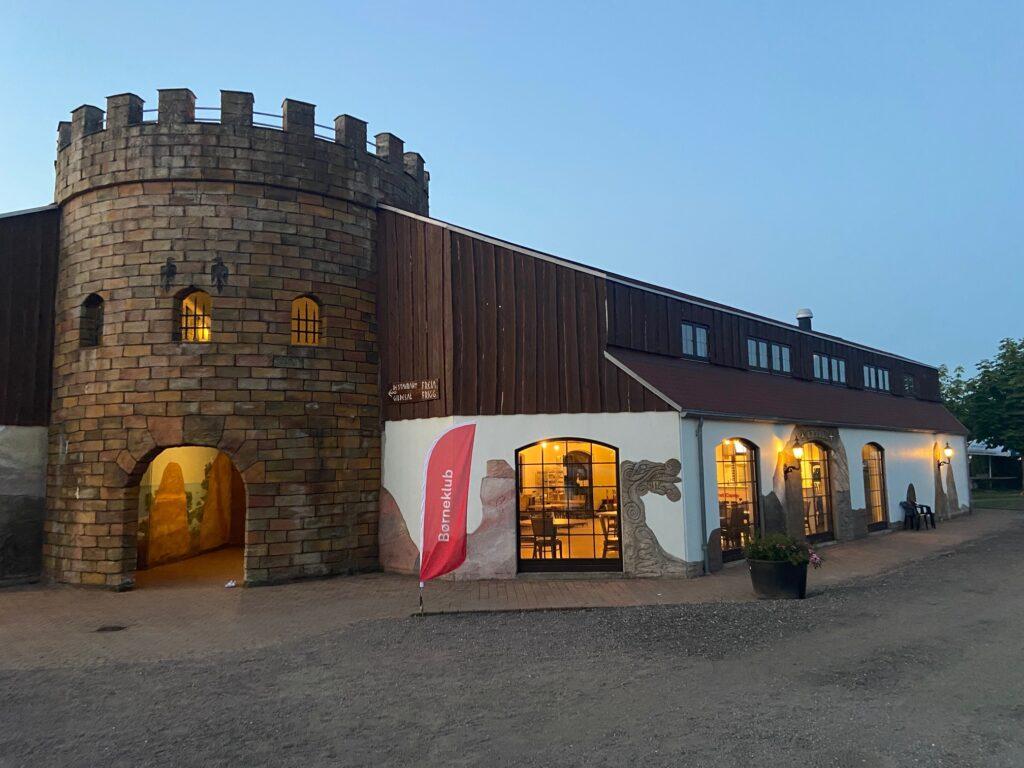 Hasmark Strand Camping (Foto: Ferieogborn.dk)