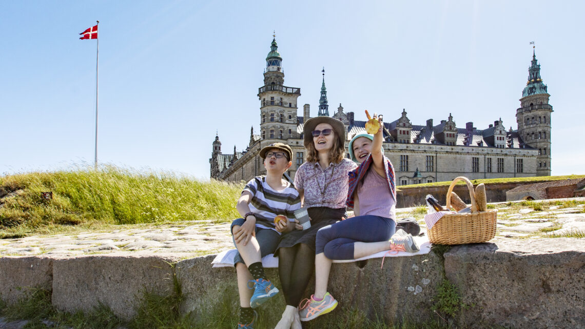 Sommeroplevelser på Kronborg Slot