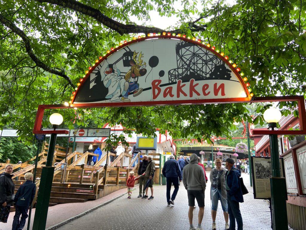 Dyrehavsbakken i København (Foto: Ferieogborn.dk)