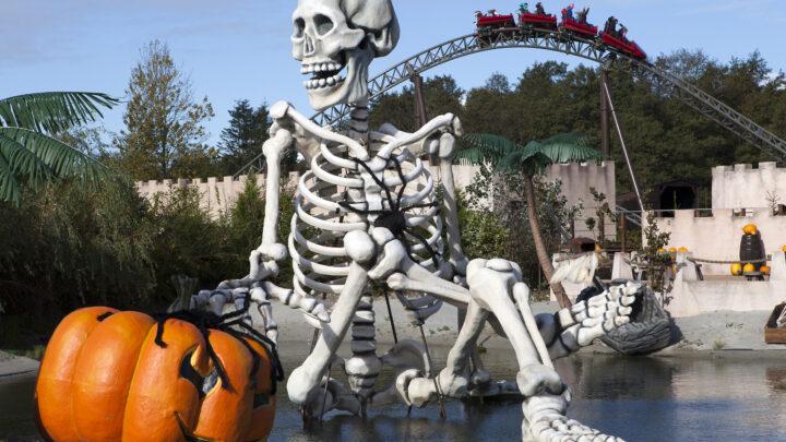 Magisk Halloween i Djurs Sommerland