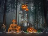 LUMAGICA lysfestival - Pumpkin factory (Foto: Lumagica)